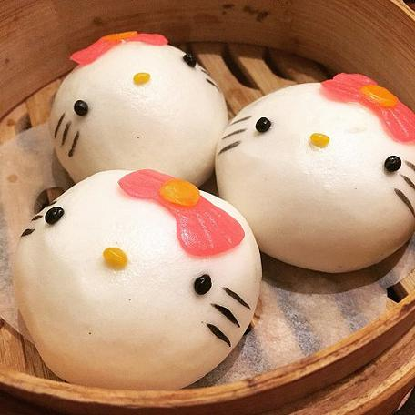 hello kitty dimsum