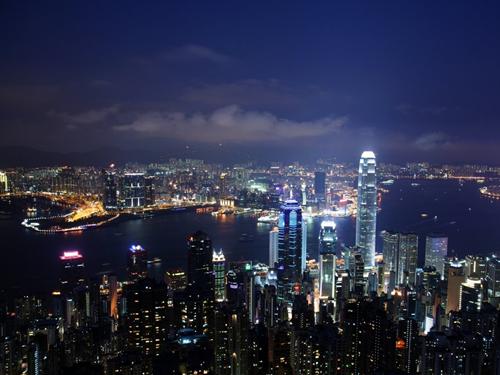 香港太平山山頂攻略01