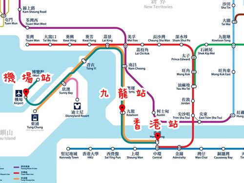 港鐵地圖2